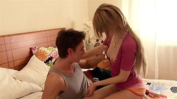 Fucking great day for a young Russian Teen and her boyfriend!!! (Original version - Full HD)