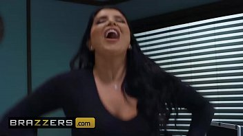 Big Ti at Work - (Romi Rain, Charles Dera) - Work Hard Fuck Harder - Brazzers